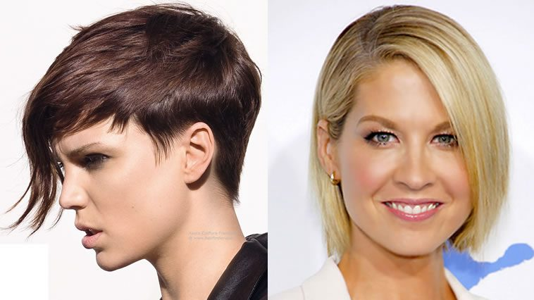 Short pixie haircuts for women 2020-2021