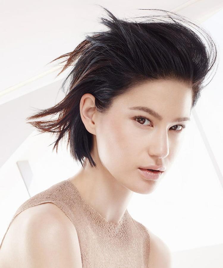 Thin hair short haircut 2020