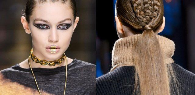 braids ponytail hairstyles 2020