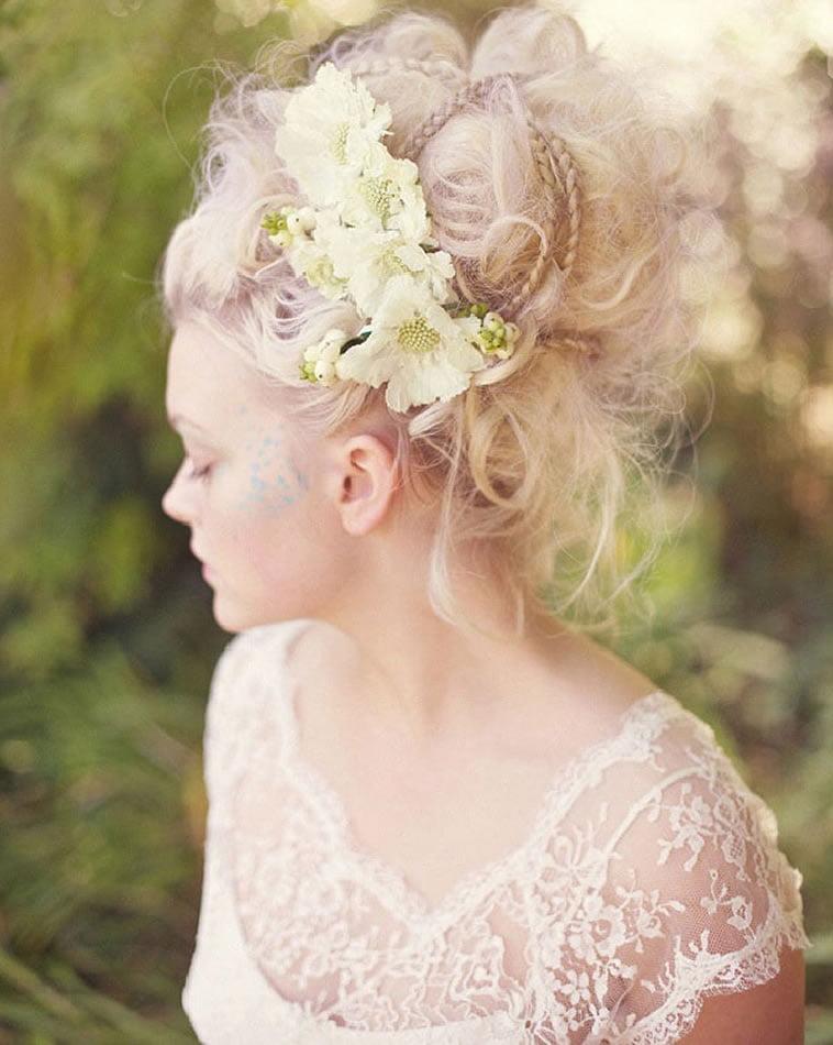 2020 Bride hair styles