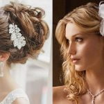 Wedding hairstyles 2019 - Bride hair styles of the future 2020