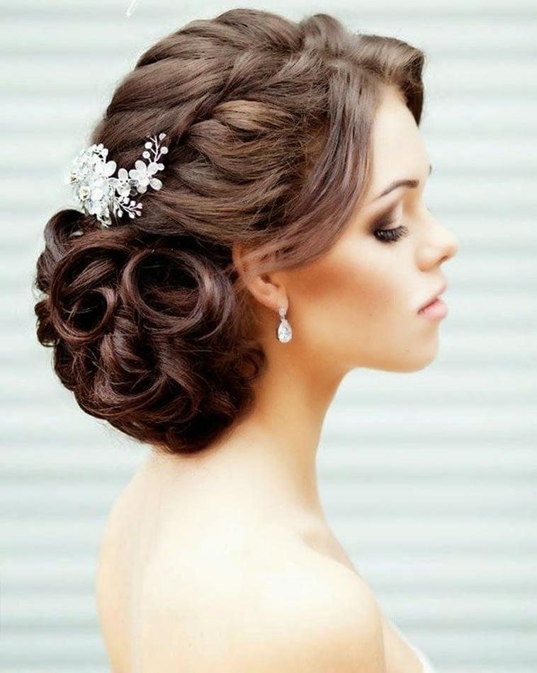 Wedding hairstyles 2019-2020