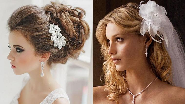 Wedding hairstyles 2019