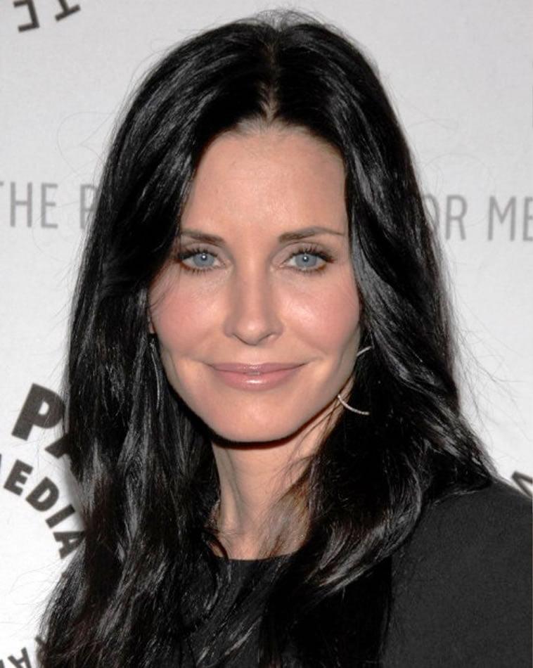 Women's medium length hairstyle over 50