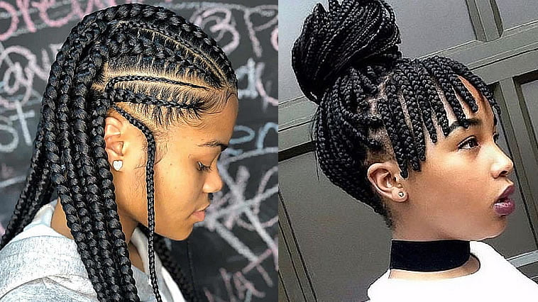 Braids Hairstyles For Black Women 2019 2020 Hairstyles