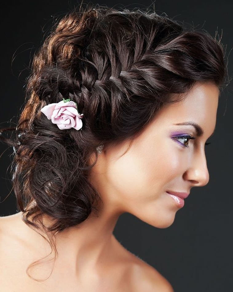 Bridal Hairstyles for Wedding 2019 - 2020