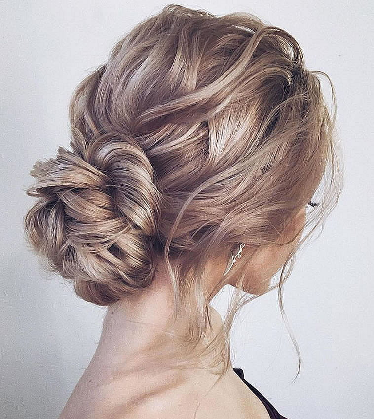 Wedding Hairstyle Trends 2019: Extraordinary Beautiful Wedding Hairstyles For Summer 2019