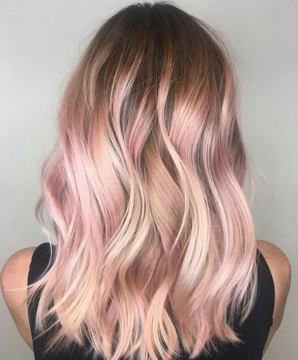 Summer Hair Colors 2020.Great Hair Colors You Can Try Anywhere 2019 2020 Page 3