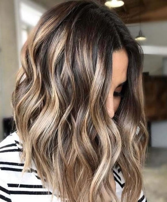 Best Hair Color For 2020.50 Hair Colors Winter 2019 2020 Cuts And Colors In Photos