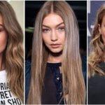 light brown hair color 2019-2020
