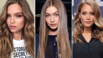 light brown hair color 2019-2020