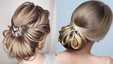 Popular wedding hairstyles for summer 2019-2020