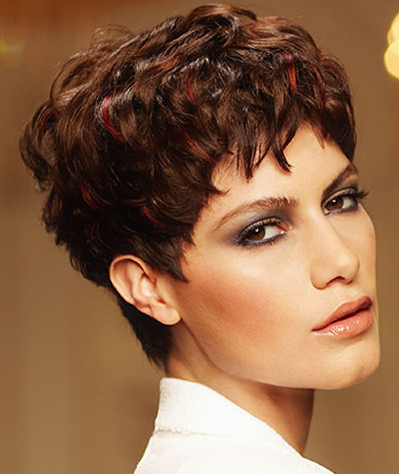 The best short haircuts inspirations for the face type ...