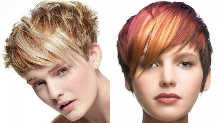Short pixie haircut for women 2019 - Hair colours summer 2019