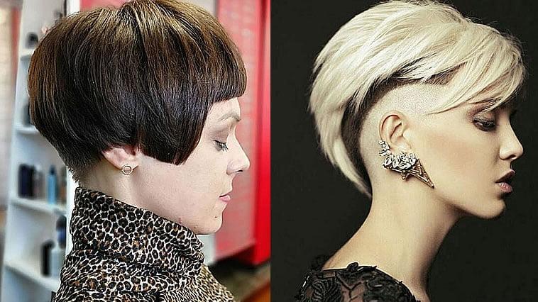 Short pixie hairstyles 2019-2020