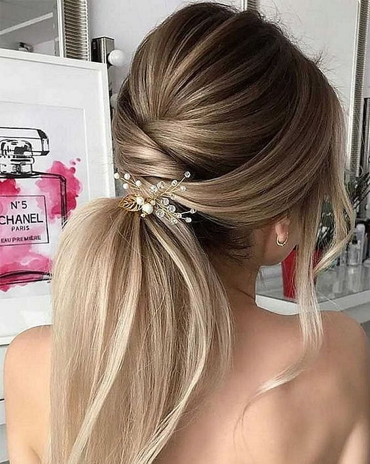 Top 10 Best Wedding Hairstyles For Long Hair 2019 2020