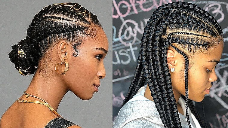 15 Best Ghana Braided Hairstyles To Try In 2019 2020 Hairstyles