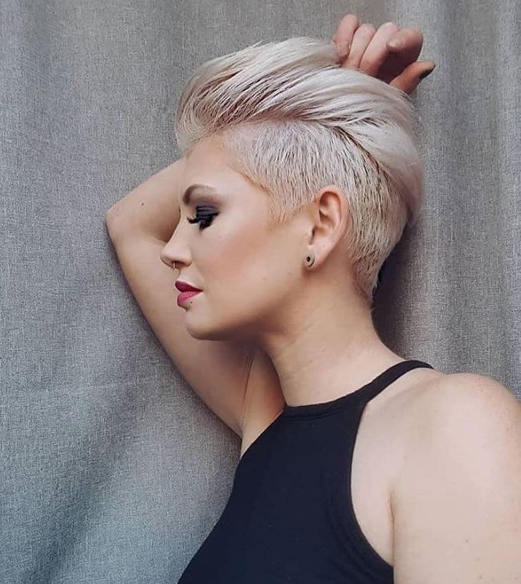 haircuts for short hair 2020