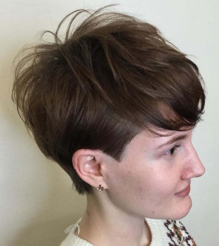 short haircuts for a business lady in 2020