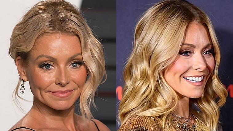Hairstyles for older women over 50 Kelly Maria Ripa's Haircuts 2019-2020