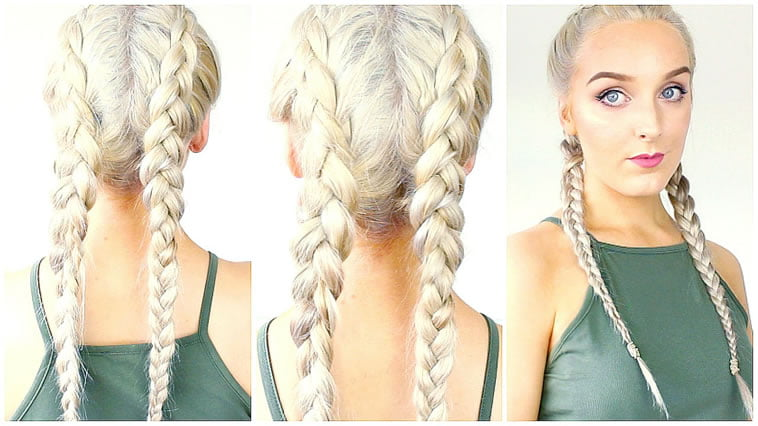 How to braid your hair 2019-2020