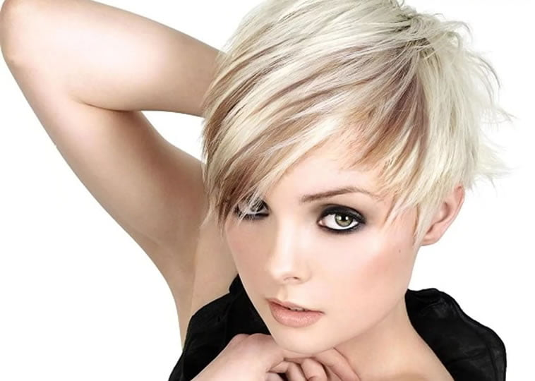 Pixie short hairstyles and haircuts 2019-2020