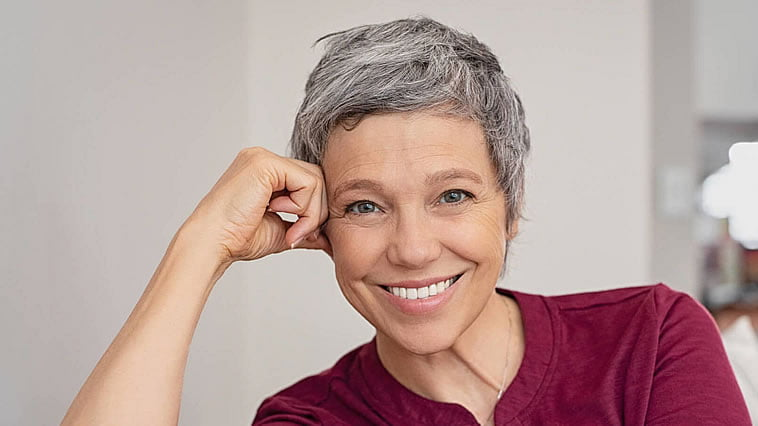 Short Pixie haircuts for older women over 60 for 2019-2020