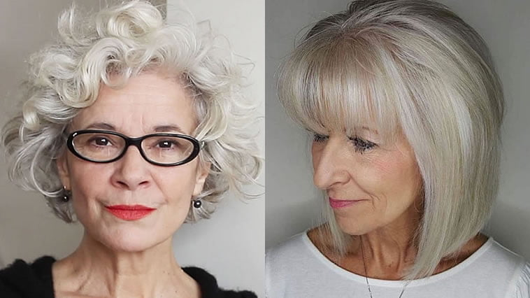 Trendy Short Haircuts For Women Over 60 For 2020 Pixie