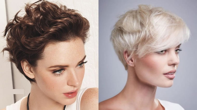 Short pixie haircuts for ladies 2019-2020