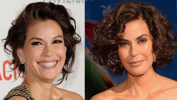 Teri Hatcher haircuts and hair colors 2019-2020
