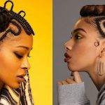 black people hair braids 2019-2020