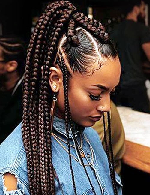18 Amazing braids for black women 2019-2020 – Page 4 ...