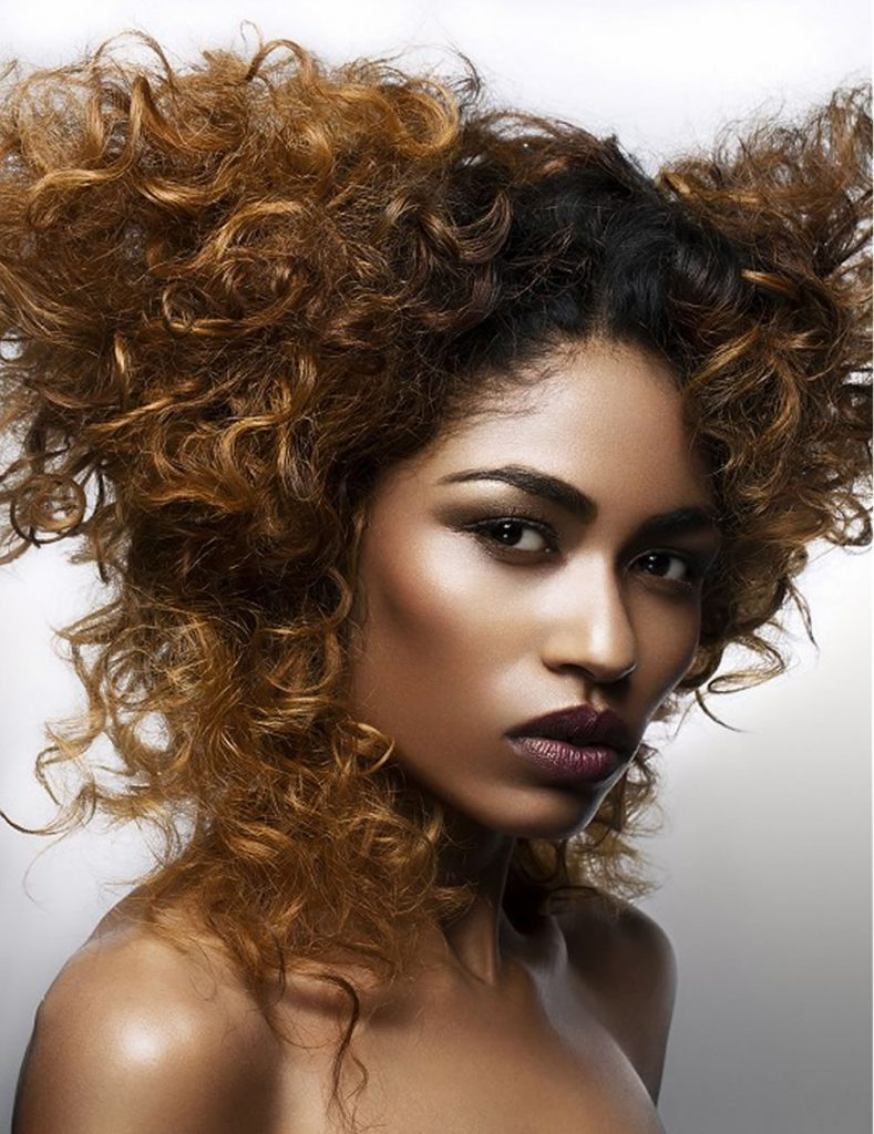 2020 Curly hairstyles