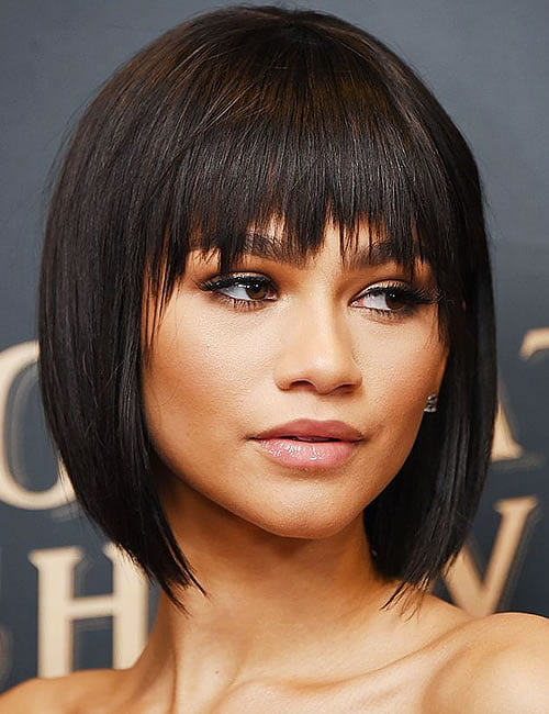 Zendaya Coleman hairstyles and hair colors 2019-2020 - HAIRSTYLES