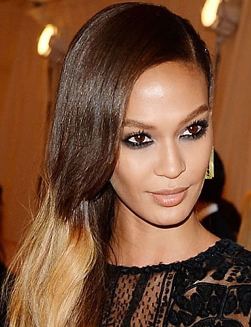 Brown ombre hairstyle 2019-2020