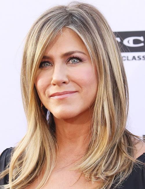 Jennifer aniston hairstyles and haircuts 2019-2020
