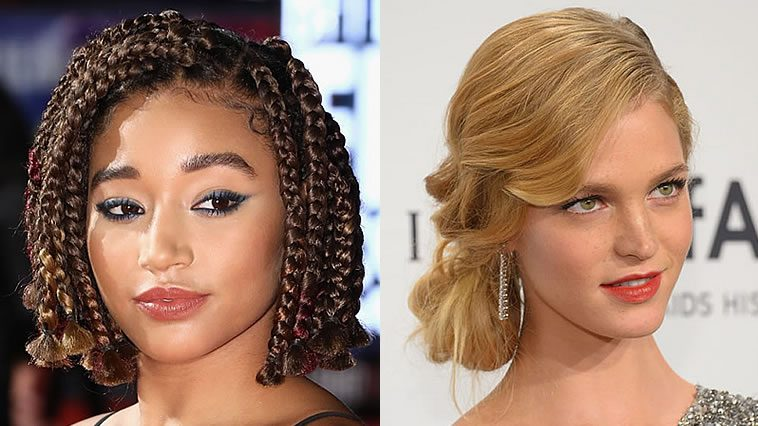 New hairstyle for teenage girls 2019-2020