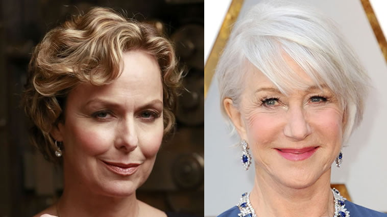 short haircuts for older women over 50 for 2019-2020