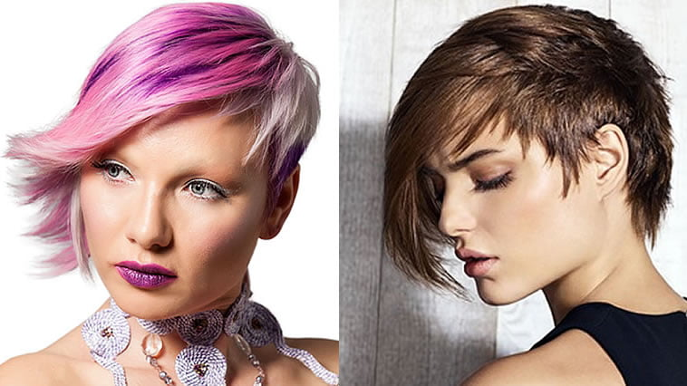Pixie Short Haircuts for autumn winter 2019-2020