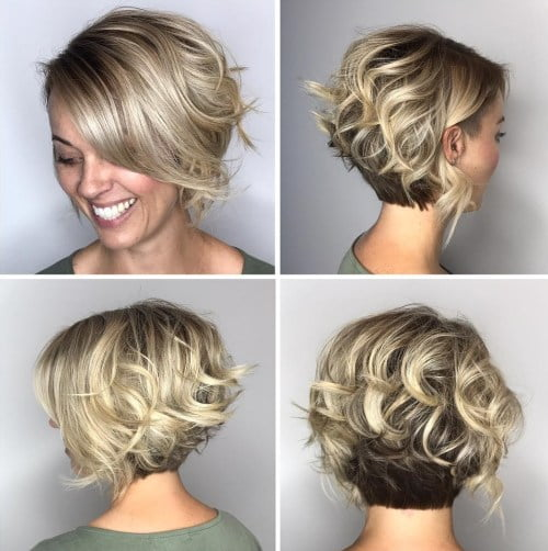 18 Mind Blowing Short Bob Hairstyles And Short Haircuts For