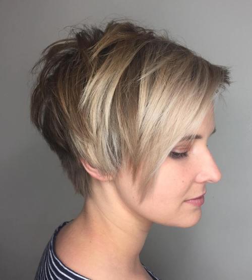 Short Bob Hairstyles and Short Haircuts for Fine Hair 2019-2020