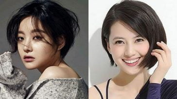 Short Haircut ideas for Asian Women 2019-2020