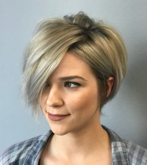 Short Haircuts, Hair Colors for Fine Hair 2020