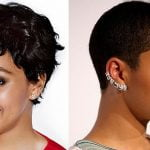 Short haircuts for black women 2020 - Kiersey Clemons Hairstyles & Hair Colors