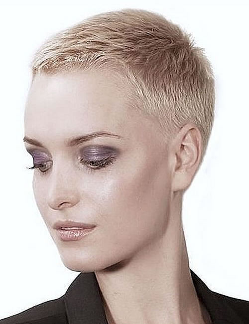 Ultra Short Pixie Hairstyles 2019-2020