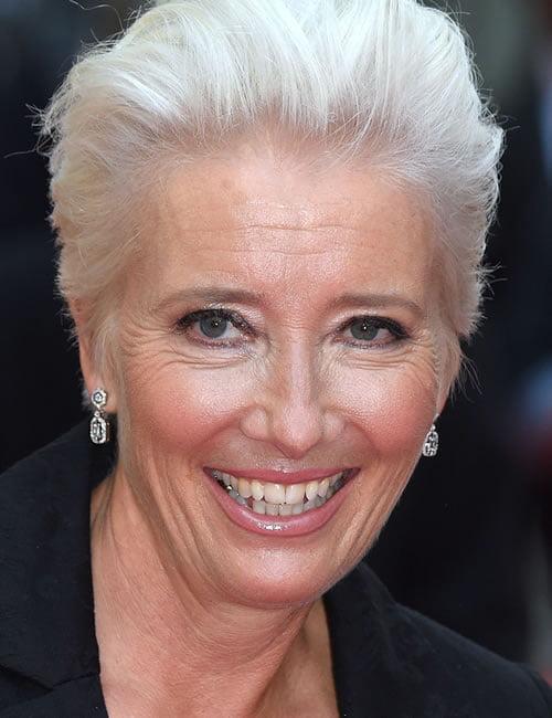 20 Lovely Short Haircuts For Older Women Over 50 For 2019
