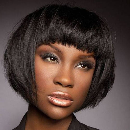 African American short hairstyles 2020