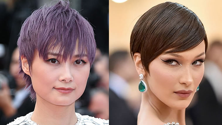 Short hairstyles haircuts for women 2019-2020