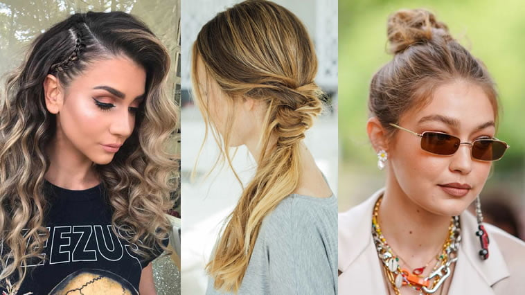 Women's hairstyles for summer 2020-2021