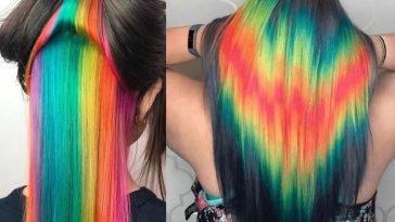 new hair dye